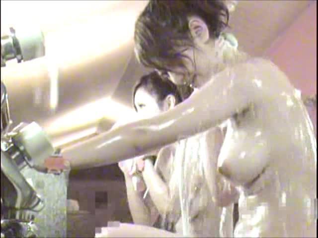 閲覧注意<風呂隠し撮り映像>童女友みんなで入浴中!Vol3-6